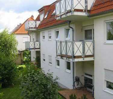 1-Zimmer in Elbnähe mit Terrasse