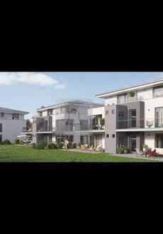 Neubauwohnung mit Balkon: barrierefrei und stilvolle 3-Zimmer-Wohnung in Cuxhaven