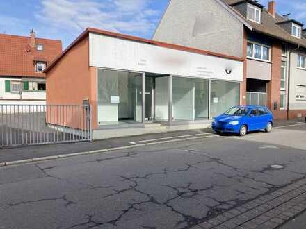 Verkaufsfläche in Aschaffenburg Damm