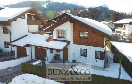 Neuwertiges Einfamilienhaus im Chalet-Stil!