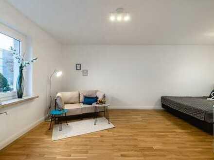 Top modernes und gut geschnittenes 1 Zimmer Appartement in Trudering