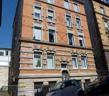 Sofort frei top 1,5 Zimmer Wohnung (möbliert) in S-Süd