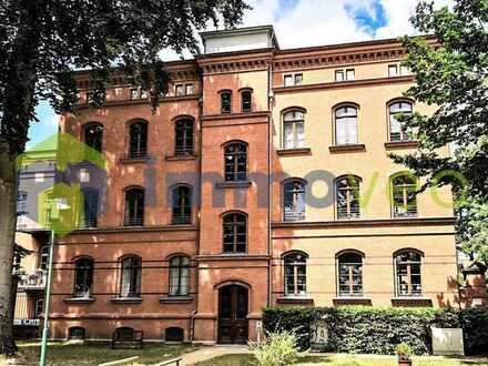 Sanierter Altbau Penthouse nahe des Parks Sanssouci