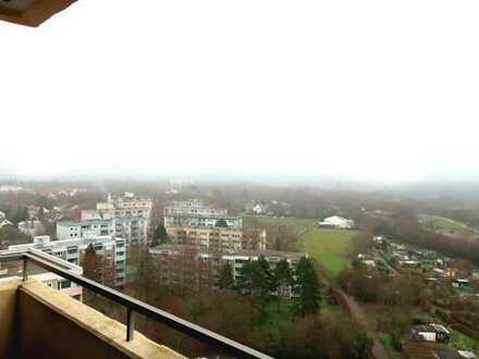 MAINZ-Bretzenheim Für Anleger Kauf auf Rentenbasis 3 ZKB + 14. OG + Keller + Loggia + Schwimmbad