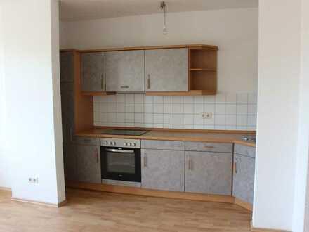 Tolle 1-Raumwohnung mit Einbauküche ab sofort zu vermieten !!!