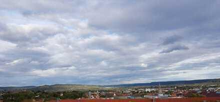 4-Zimmer ETW mit TOP Aussicht- in Süd-West- Sonnenlage