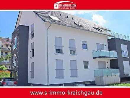 Wohnung mit Neubaucharakter zzgl. TG-Stellplatz!