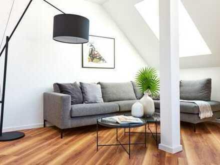 Premium Business Apartment in Düsseldorf - ideal für 2 oder Singles
