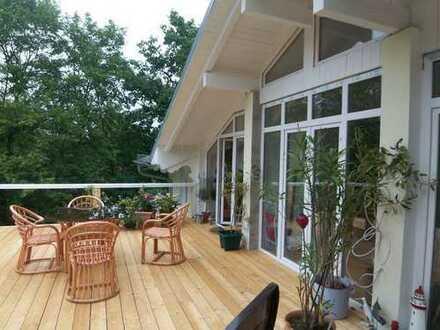 Erstklassige 2 Zimmerwohnung mit Seezugang,DG am Stölpchensee,ruhiges Haus