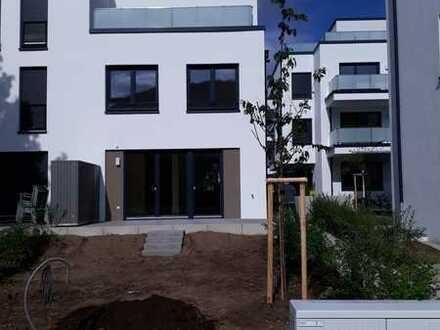Erstbezug: ansprechendes Reihenendhaus mit sieben Zimmern in Südstadt, Heidelberg