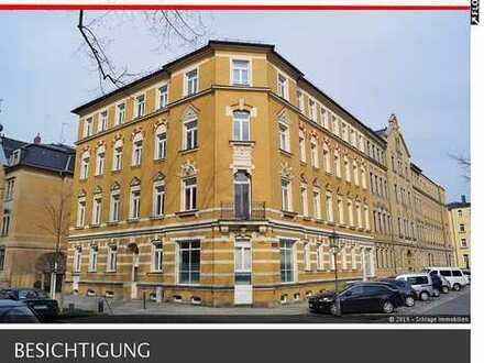 ***DRESDEN-LÖBTAU*** Gepflegte Maisonette-Wohnung im sanierten Denkmal mit Lift!