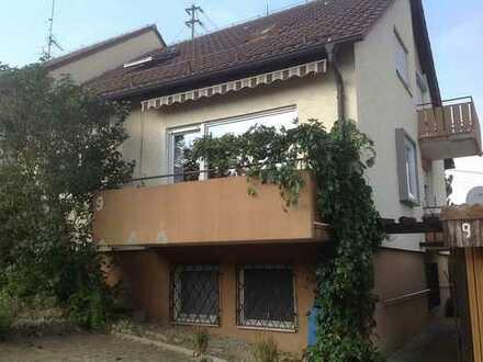 Von privat : Helle, sonnige Doppelhaushälfte in 71735 Eberdingen