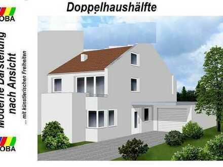 Edigheim 2017 - DHH bzw.2 Fam.-Haus 130 m² u. mehr 4/5 Zi Terr.Garten+Garage ruhige Lage