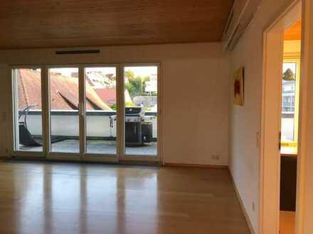 Penthouse-Wohnung im Zentrum von Endingen