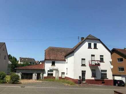 Mehrfamilienhaus mit Gewerbemöglichkeit in Hoppstädten-Weiersbach