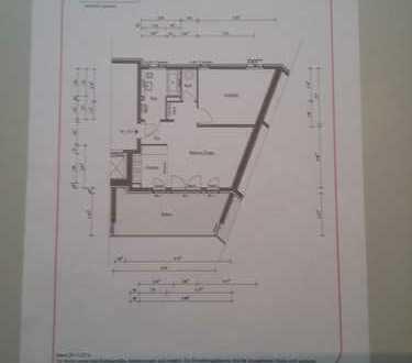 Helle, neuwertige 2-Zimmer-Wohnung mit Balkon und EBK in Wiesbaden