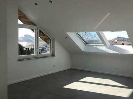 Erstbezug nach Sanierung: exklusive 4-Zimmer-Wohnung mit Balkon und Burgblick in Gronau