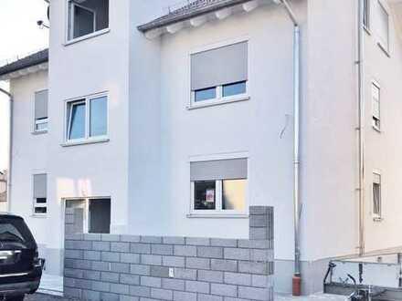 Rentable Kapitalanlage: Neuwertiges MFH (vollvermietet) mit 3 Wohneinheiten & Keller in Leimersheim