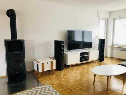 Gepflegte helle 3-Zimmer-Wohnung mit gr. Balkon und EBK in Altdorf