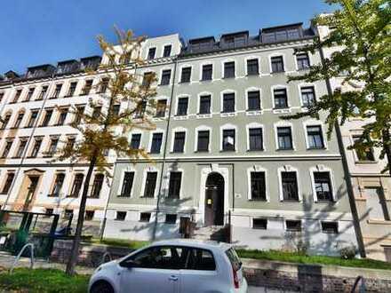 Solide vermietete 2-Raum-Wohnung zur Kapitalanlage in Hilbersdorf!