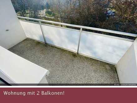 Ruhige Balkon-Wohnung in Falksensee! **Besichtigung: Sa, 15.05.. // 13:45 Uhr**