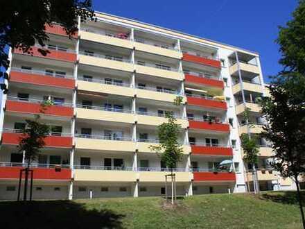 Seniorenfreundliche Wohnung mit Dusche und Balkon *10568.49*