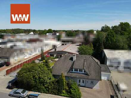Wohn- und Gewerbeimmobilie in Nordhorn zu verkaufen.