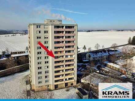 Ideale Kapitalanlage! Vermietete 2 Zimmer-Hochhauswohnung in Betzingen