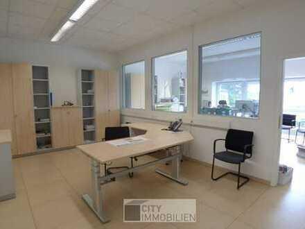 Moderne und helle Büroetage mit Stellplätzen in der Fürther Automeile - Weikershof