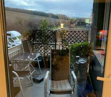 Neue gepflegte 4-Zimmer-Wohnung mit Balkon und EBK in Alzey, BJ 2018