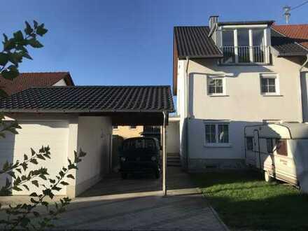 Haus mit sechs Zimmern zentral in Weißenhorn