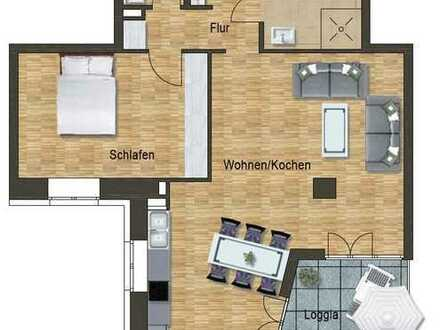 Herausragende Wohnung mit Balkon in toller Lage