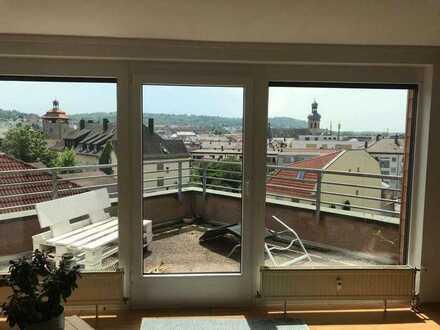 Zauberhafte 4,5 Zi-Wohnung - Innerstädtisch Bruchsal (Nähe Schloss)