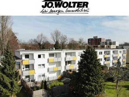 1-Zimmer-Eigentumswohnung mit großem Südwestbalkon - provisionsfrei für Käufer