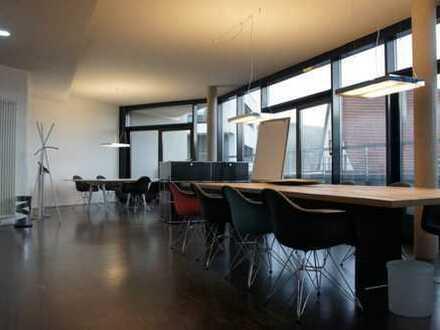 Helle und moderne Büroeinheit in der Reutlinger Markthalle