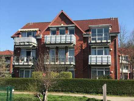 Sonnige Zwei-Zimmer-Wohnung mit Balkon