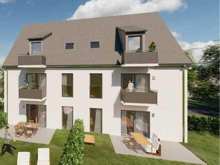 Idyllisch & Stadtnah - Lichtdurchflutete 2 Zimmer Wohnung mit Balkon und Lift