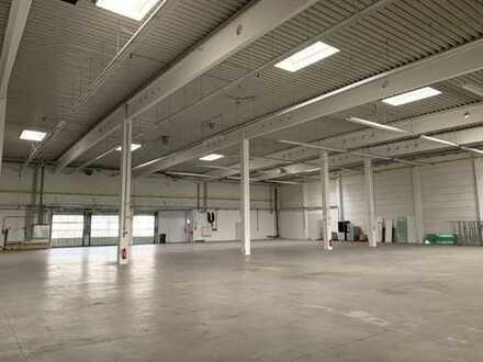 2.000 m² Halle auch für kurzfristige Laufzeiten zu vermieten* PROVISIONSFREI