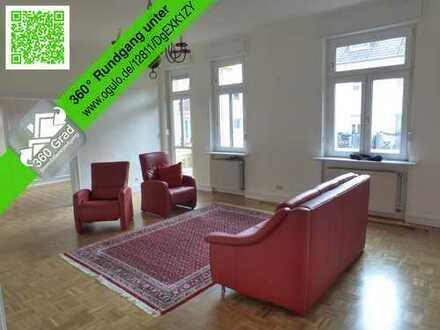 Herrlicher Altbau mit hohen Decken in der Neckarstadt-Ost