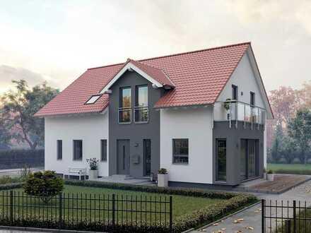 Weitläufiges Einfamilienhaus für kreatives und großzügiges Leben und Wohnen