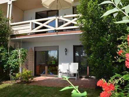 Attraktive 4-Zimmer-Garten-Maisonette-Wohnung zur Miete in Mainz