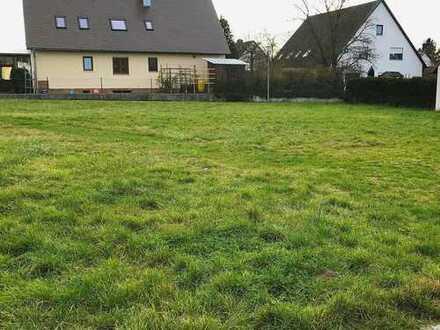Schön gelegenes Grundstück für Ein- bzw. Zweifamilienhaus in Nördlingen - OT Pfäfflingen