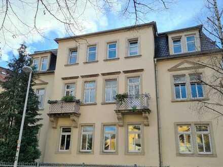 Dresden - Laubegast - gemütliche 1 Zimmerwohnung im Dachgeschoss eines kleinen Mehrfamilienhauses