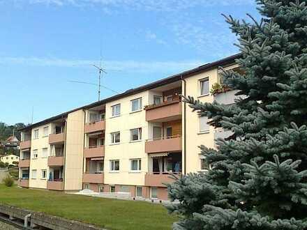 Sonnige 4-Zimmer-Wohnung in Nattheim incl. großer Garage