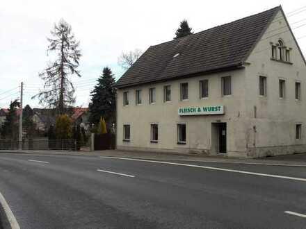 Solides Wohn- und Geschäftshaus in 01723 Mohorn - gelegen an der Freiberger Str.