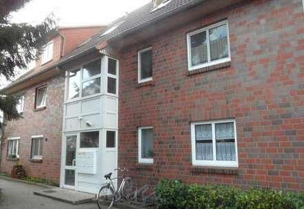 Helles, frisch gestrichenes Apartment in ruhiger innenstadtnaher Wohnlage