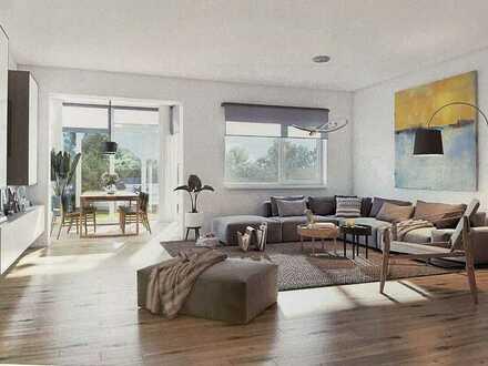 Hochwertig sanierte Wohnungen mit Balkon, Wintergarten und Blick ins Erzgebirge !!!