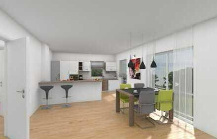 4,5 Zi.-OG-Stadt-Wohnung in Mössingen, ruhige Lage im Altort