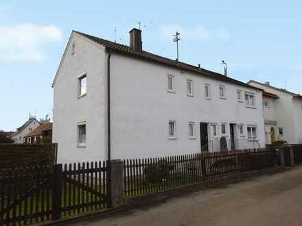 Mehrfamilienhaus mit 3 Wohneinheiten in Kösching