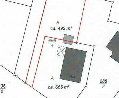 Objekt Nr.: 17/622 Baugrundstück im Feriengebiet Saterland / OT Ramsloh